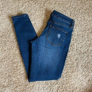 The Limited Skinny Ankle Jeans